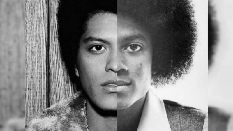 Polémica en redes sociales ¿ es Bruno Mars el hijo no reconocido de Michael Jackson?