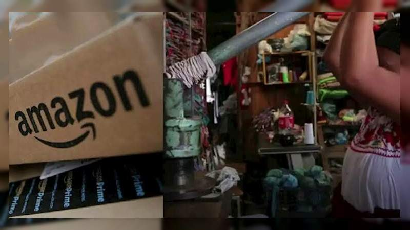 Artesanos de Oaxaca venderán sus productos en Amazon