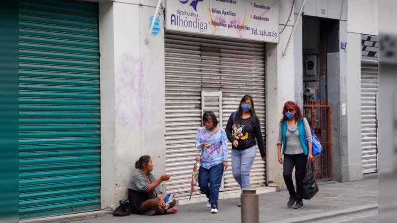 Se prevé que la pandemia deje 16 millones más de Mexicanos en la pobreza