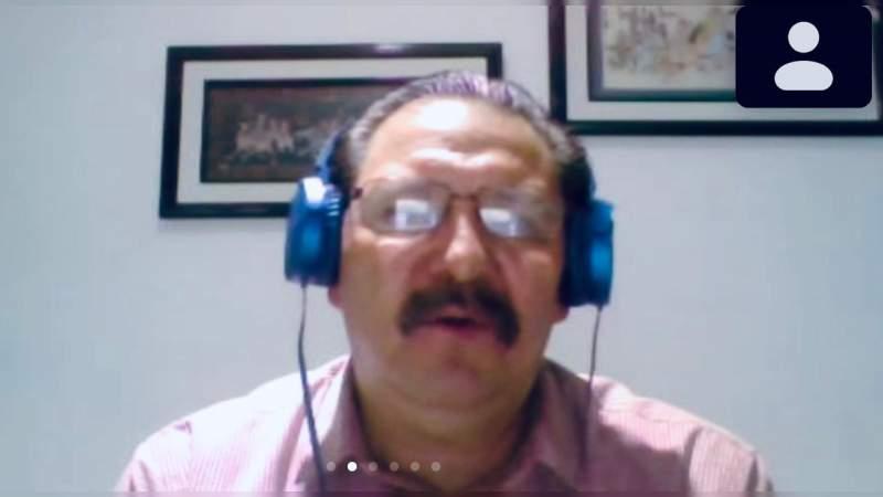 El gobernador está equivocado y trabaja una especie de ingratitud con el gobierno federal: Reginaldo Sandoval