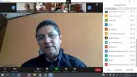 Rector Raúl Cárdenas reitera llamado a la Federación para que la UMSNH acceda a recursos extraordinarios