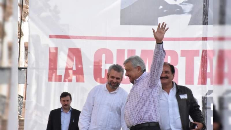 Crece confianza en gobierno federal; la 4T avanza con respaldo ciudadano: Alfredo Ramírez