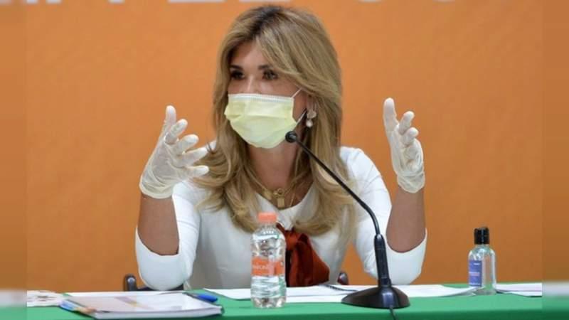 El Secretario de gobierno de Sonora contagiado de Covid-19