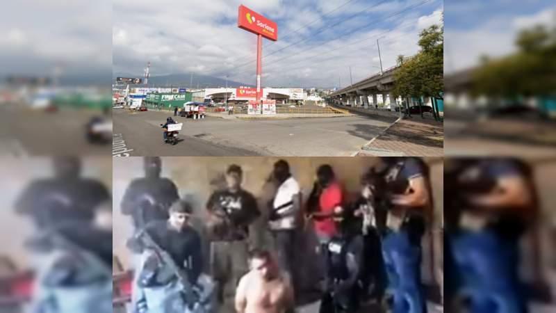 Jefe de plaza del Cártel Santa Rosa de Lima tiene domicilio en el norte de Morelia, confiesa capturado por el CJNG