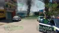 Se incendia terreno baldío en Morelia, Michoacán; solo hubo daños materiales