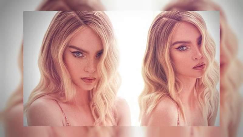 Belinda sube foto a Instagram en lencería y con nuevo look