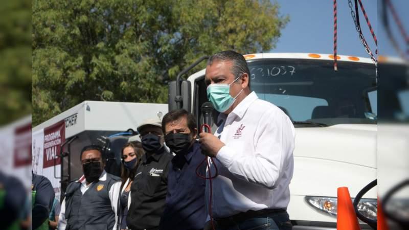 Alcalde considera que Morelia no tiene condiciones para regresar a trabajar el primero de junio