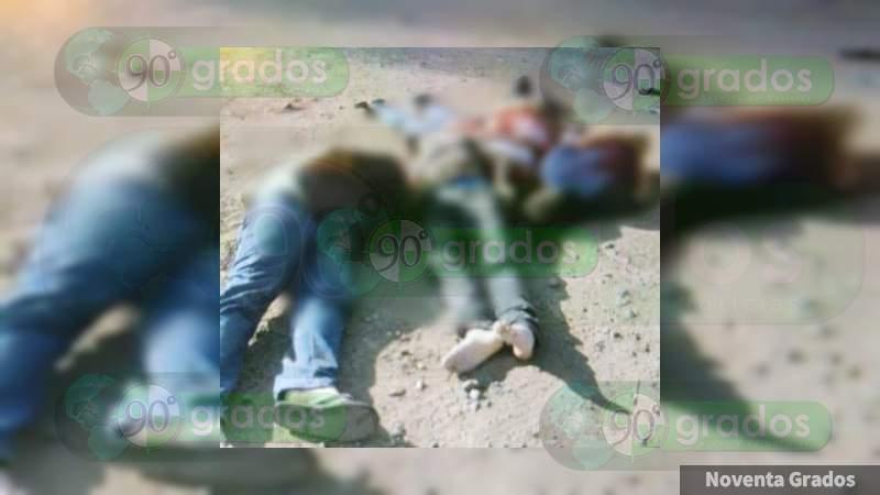 Matan a más hombres, mujeres y niños en Michoacán: Homicidios en abril rompen récord y casi se duplican respecto a 2019