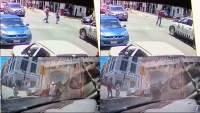 Dos parejas emboscan a policías en calles de Zacatecas