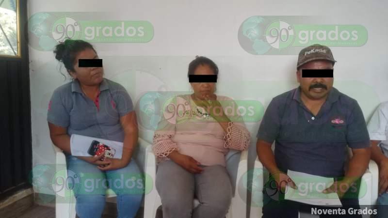 """Comisariado de Bienes de San Felipe, Zitácuaro, vinculado con talamontes y denunciado por """"levantón"""" a autoridad local"""