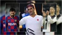 Roger Federer se convierte en el deportista mejor pagado del mundo: Supera a Messi y Cristiano