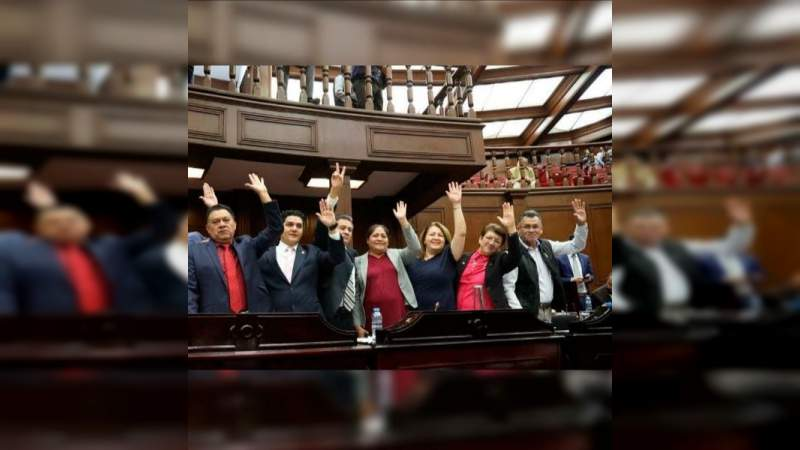 Turismo político del Ejecutivo del estado le distrae de las preocupaciones de los michoacanos: Diputados Morena