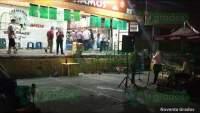 Policía disuelve fiesta en la Central de Abasto de Morelia
