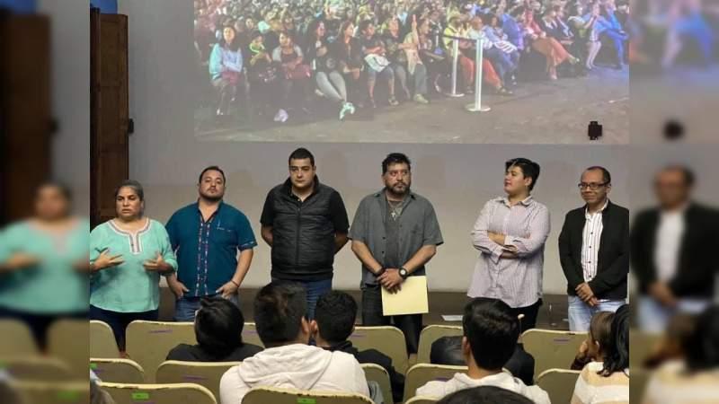 SeCultura Morelia reúne en diálogos virtuales, visiones sobre futuros posibles en la cultura