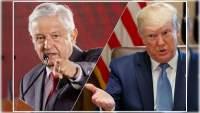 AMLO: Viaje a EE.UU. no es seguro, encuentro con Trump podría ser via remota