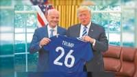 FIFA dice no a la intolerancia ante las reiteradas críticas de Donald Trump