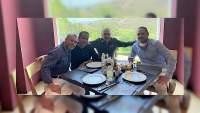 Prominentes empresarios se reunieron con Higuera para apuntalar detalles del Atlético Morelia