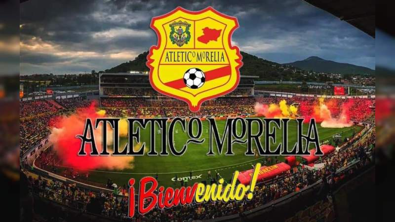 Oficial: Regresa el Atlético Morelia
