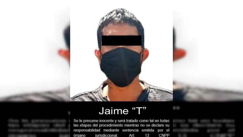 Detienen a sujeto presuntamente involucrado en el asesinato del juez Uriel Villegas