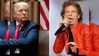 Rolling Stones demandaría a Donald Trump, por uso indebido de su música