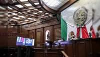 Exhorta Congreso del Estado a federación para que haga llegar las participaciones federales a los municipios michoacanos