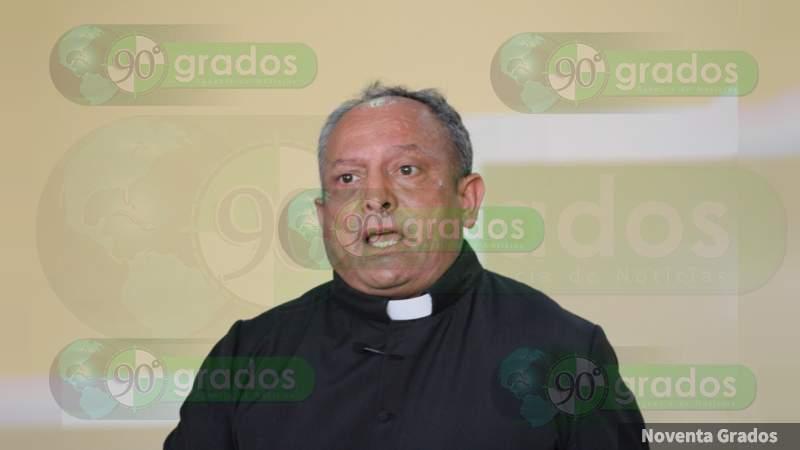 """""""El campo hoy está secuestrado, en manos de los delincuentes"""": Padre Goyo; criminales deciden horarios y hasta precio de la producción"""