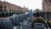 Tranvías en quiebra; esperan recuperarse de la contingencia al finalizar el año