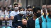 Se registran 7 mil casos de coronavirus en México en 24 horas; un nuevo récord