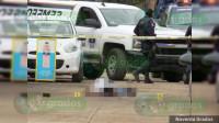 Adolescente es ejecutado de varios balazos cerca de la clínica 81 del IMSS; en Uruapan, Michoacán