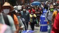 Por segundo día consecutivo México rompe récord de casos de coronavirus: 7,280 positivos en 24 horas