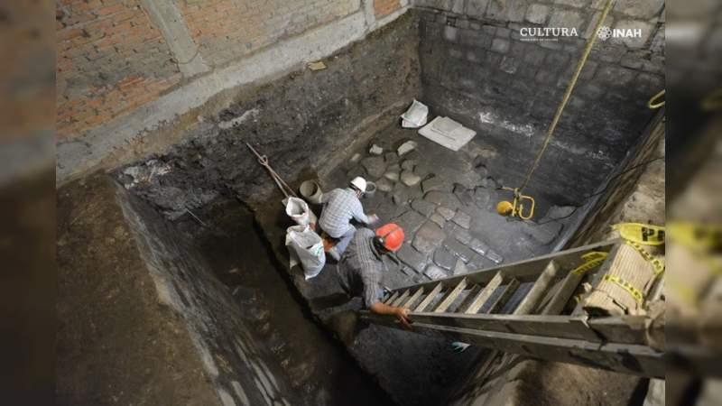 Descubren antiguo palacio azteca bajo el Monte de Piedad: Allí falleció Moctezuma y residió Hernán Cortés