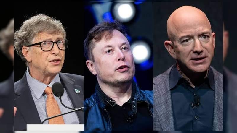 Hackean Twitter de Elon Musk, Bill Gates y Joe Biden