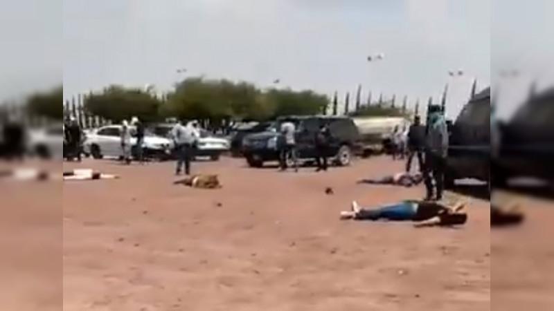 Carreras de caballos terminan en balacera: Mueren cinco personas en Atitalaquia, Hidalgo