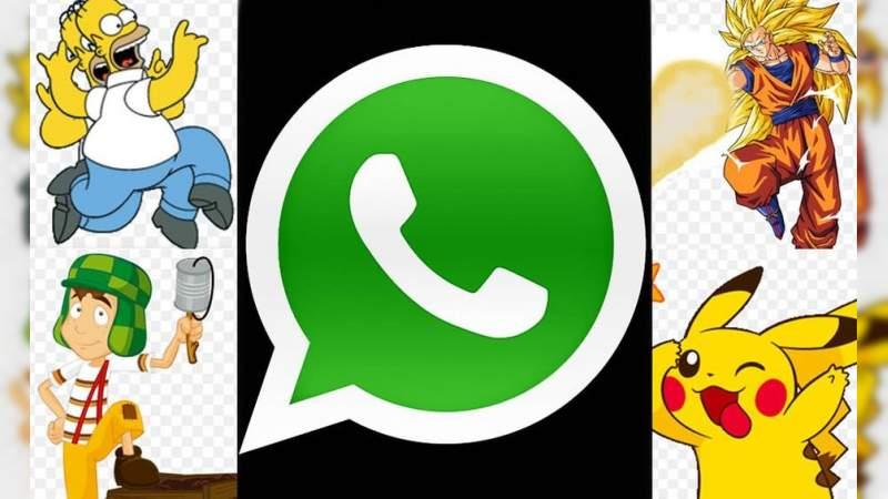 ¿Quieres crear stickers animados para tu Whatsapp? Te explicamos paso a paso como lograrlo