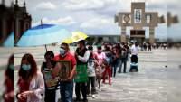 México llega a agosto con nuevo récord de contagios por coronavirus