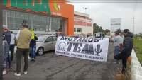 Trabajadores del espectáculo vuelven a manifestarse en Morelia, tras no obtener respuesta por parte de Gobierno