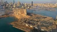 135 muertos y 5 mil heridos, saldo actual de la explosión en el puerto de Beirut, Líbano