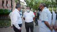 Dialoga Raúl Morón con empresarios y gerentes de centros nocturnos; pide extremar medidas sanitarias