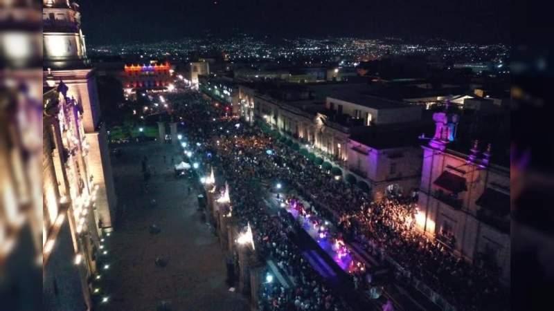 Ciudadanía y Gobierno de Raúl Morón se unieron para preservar las tradiciones