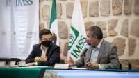 Afina Raúl Morón últimos detalles para lanzamiento en Morelia de programa piloto de salud universal