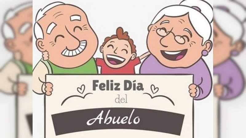 Hoy es el Día del Abuelo en México