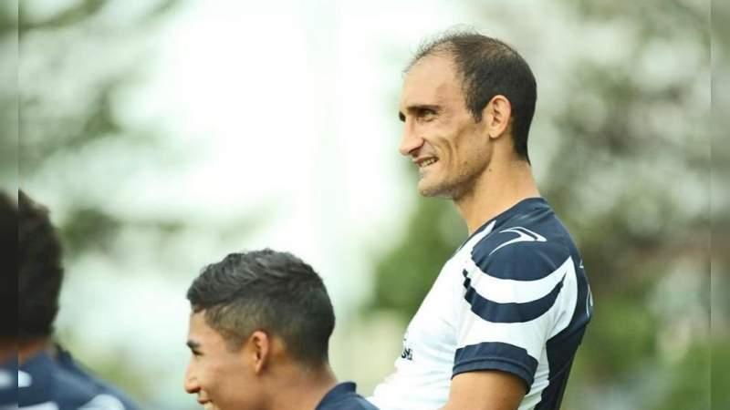 Se acabó el torneo para Loeschbor, es baja del Atlético Morelia por lesión