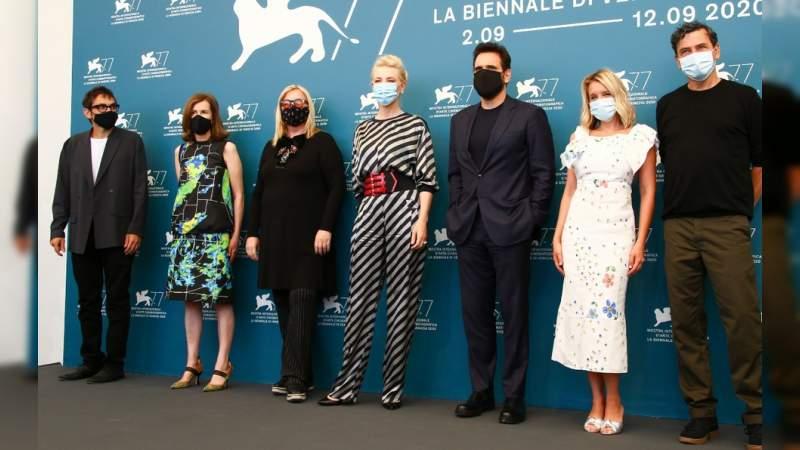 Comienza el Festival de cine de Venecia con precauciones por el Covid-19