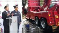 Por romper un espejo en accidente vial, Tránsito de Michoacán lo extorsionó con 5 mil pesos y grúas con 20 mil