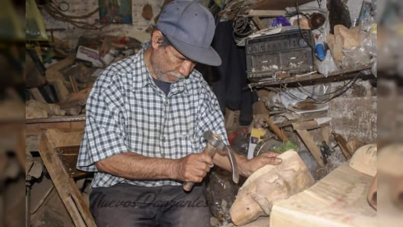 José Luis Soto, Serafín Ibarra y Manuel Aguilar serán recipiendarios del Premio de las Artes Eréndira 2020