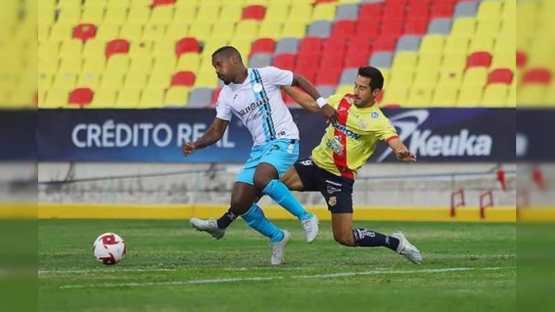 Atlético Morelia es un cheque al portador, el Cancún FC le pintó la cara en el mismísimo Coloso del Quinceo