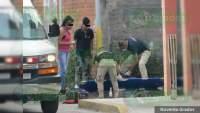 Con minutos de diferencia matan a un hombre y hieren a otro en la colonia Valencia Segunda Sección, Zamora