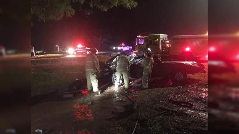 Muere un hombre en trágico accidente en la Morelia-Quiroga