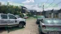 Disparan contra camioneta repartidora de gas en Uruapan, Michoacán