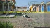 Lo asesinan en restaurante en Yuriria, Guanajuato